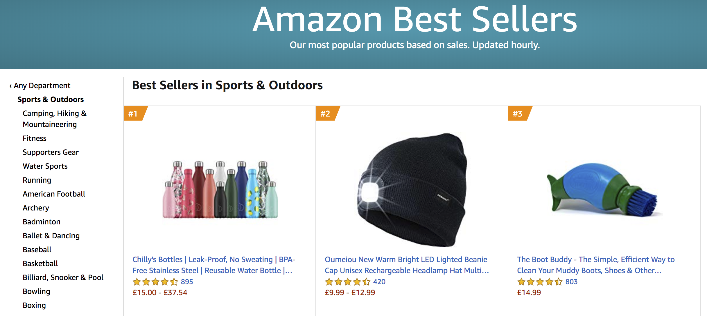 Sports & Outdoor 1