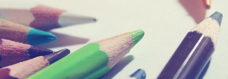 What must be considered in the design choices for your website or blog