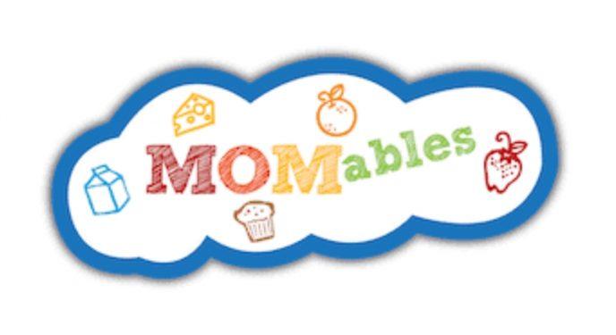 logotyp för Laura Fuentes blogg MOMables.