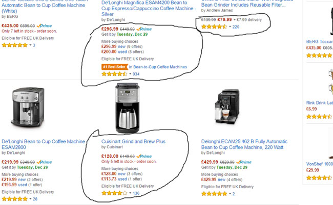 How to find topic amazon