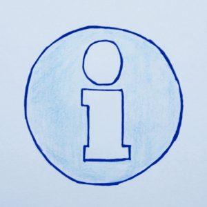 Inhaltliche Planung Blog Informationen