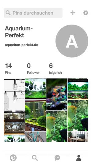 Pinterest affiliate links hinzufügen app