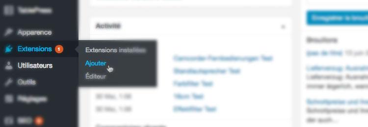Quatre plugins WordPress recommandés
