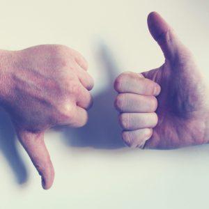 Ratschläge auf Website geben Erfahrungen