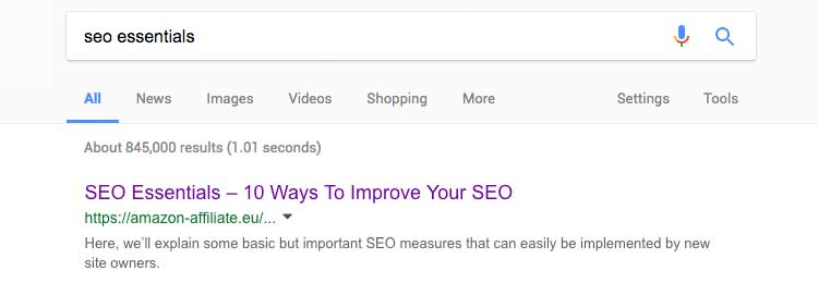 SEO Essentials – 10 Ways To Improve Your SEO