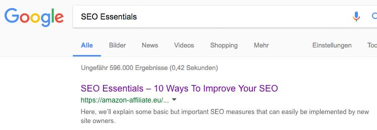 SEO Essentials – 10 Ways To Improve Your SEO