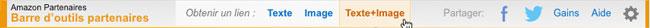 sitestripe obtenir un lien text image