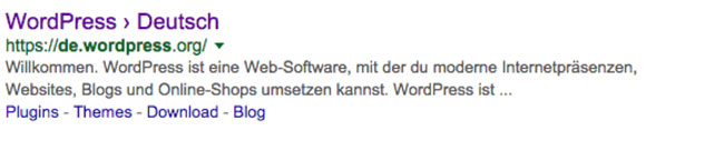 Was ist WordPress WordPress.org