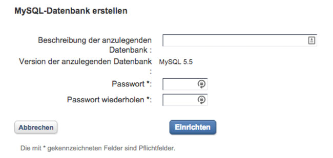 Was ist WordPress SQL Datenbank