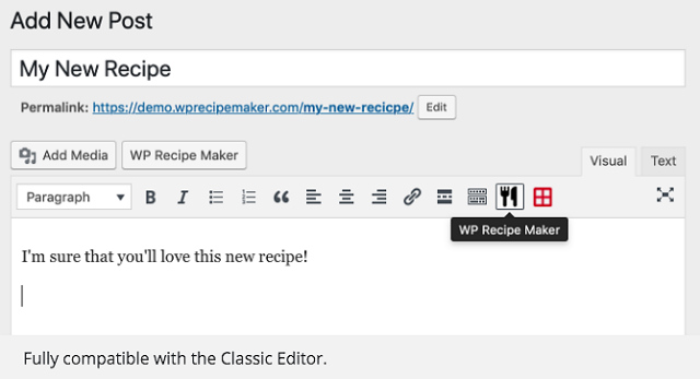 wordpress-recipe-maker
